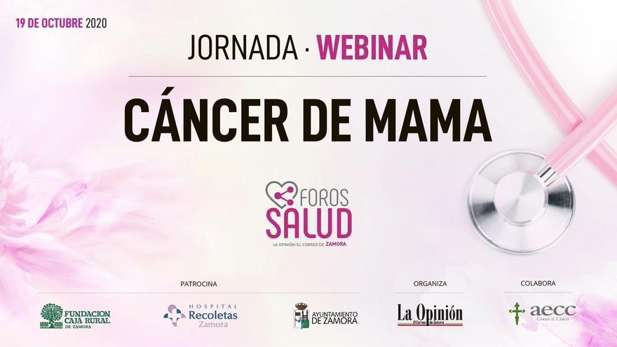 Webinar del Cáncer de Mama 2020