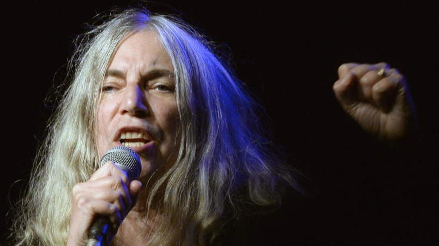 Patti Smith, 70 años de una de las grandes voces del rock