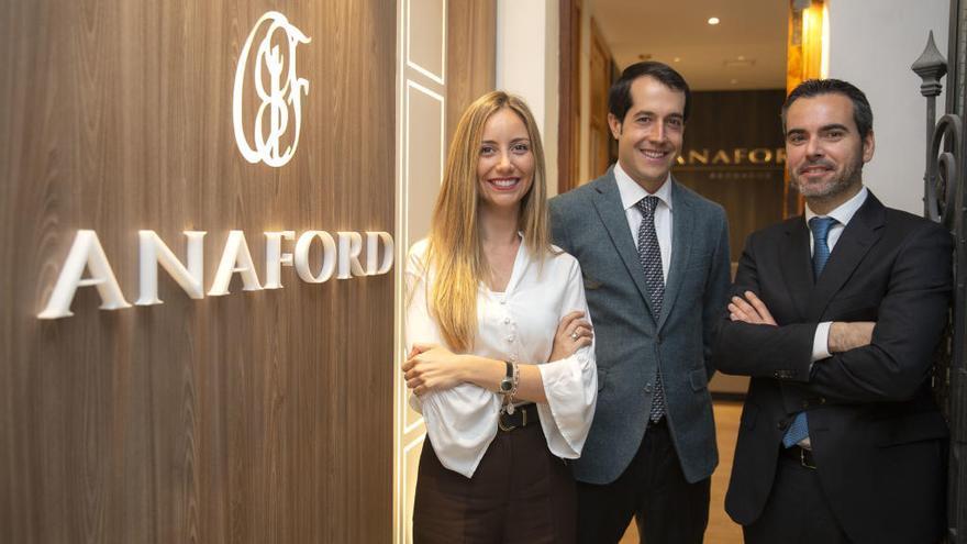 Anaford incorpora al letrado Tomás Costa para reforzar el asesoramiento tributario