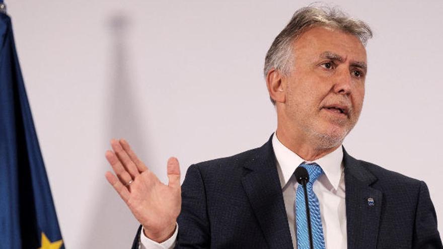 """Torres quiere que Canarias sea un """"modelo mundial"""" de energías limpias"""