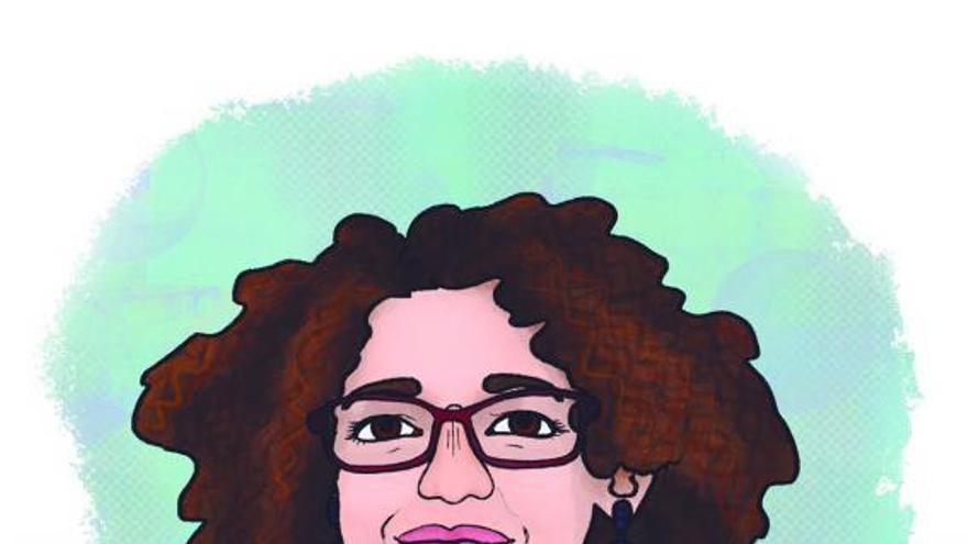 Juana Serna: Maestra del diálogo