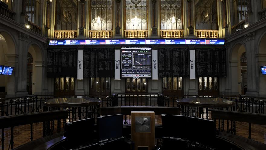 El Ibex 35 recupera un 1,46%, pero pierde otro 1,47% en el global de la semana