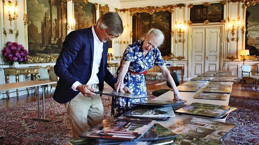 La reina Margarita ficha por Netflix a sus 81 años