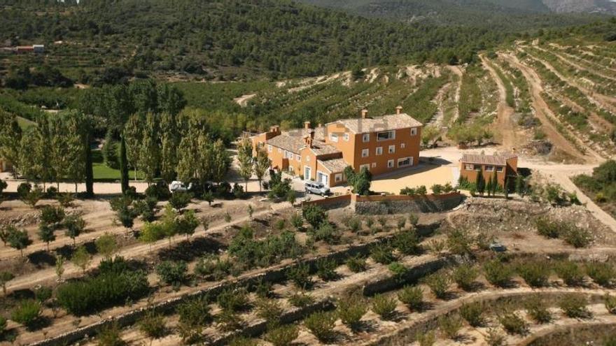 La sexta vivienda más cara de España es una masía de 1.350 m2 en Penáguila