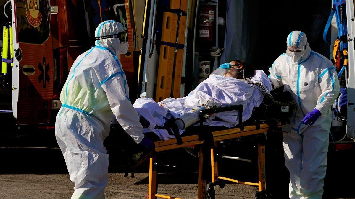 Sanidad notifica 34.291 contagios y 404 muertes en 24 horas