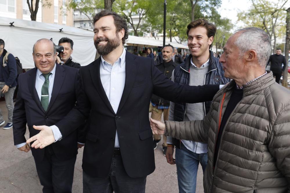 Acte electoral de VOX a Girona