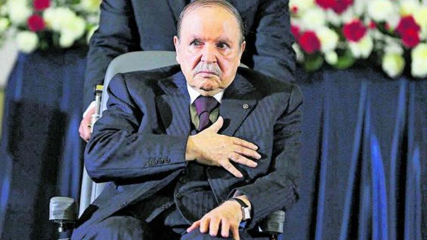 Mor als 84 anys Abdelaziz Bouteflika, el dirigent més longeu d'Algèria