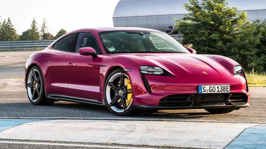 Los 10 coches deportivos eléctricos más atractivos del mercado