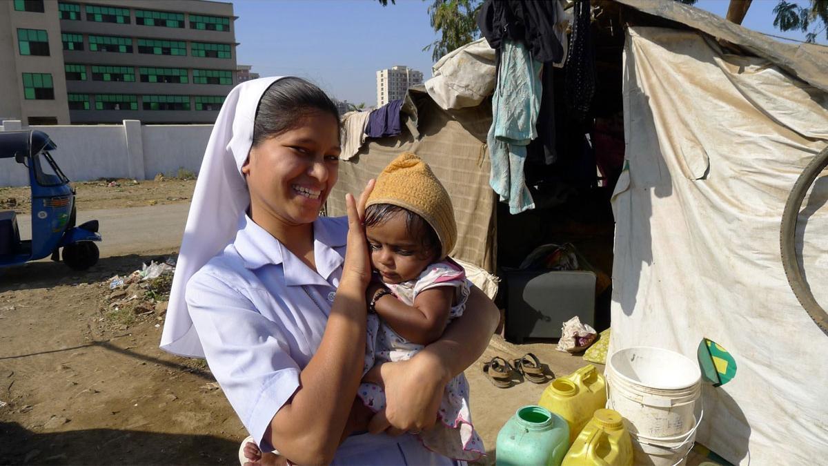 La Fundación Juan Bonal canaliza el trabajo de las Hermanas de la Caridad de Santa Ana en India y en el resto del mundo.