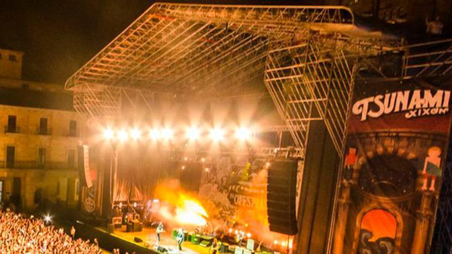 El festival Tsunami cancela los conciertos en el Teatro de La Laboral