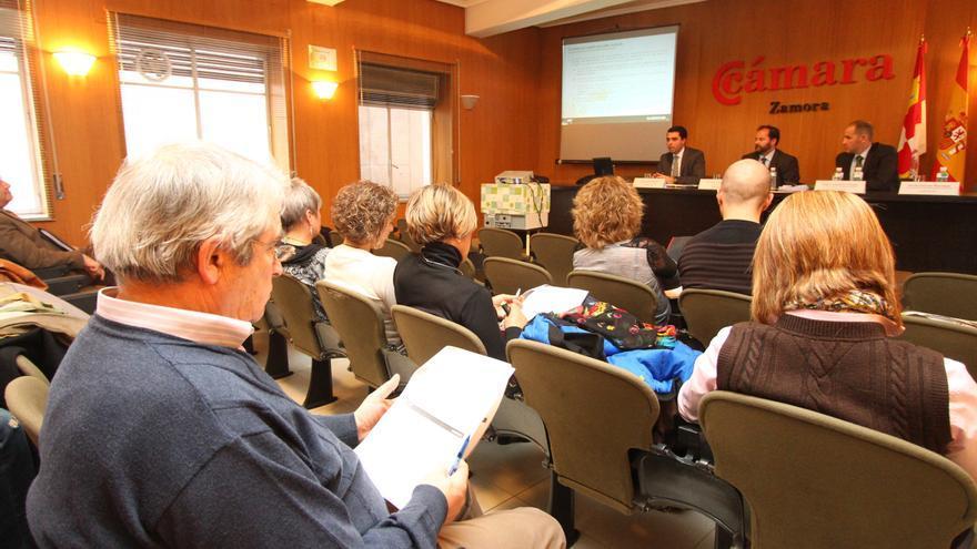 La Cámara de Comercio de Zamora forma a las empresas en economía circular