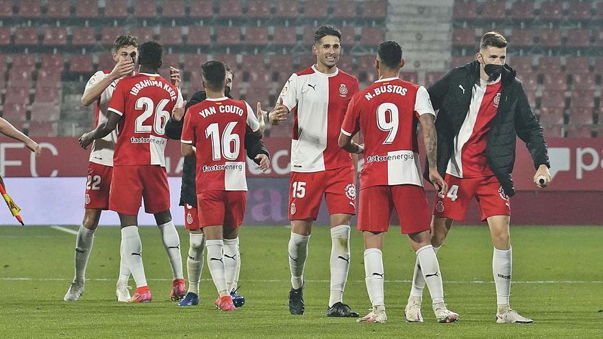 L'estratègia dona tres punts d'or i el cinquè triomf seguit al millor Girona