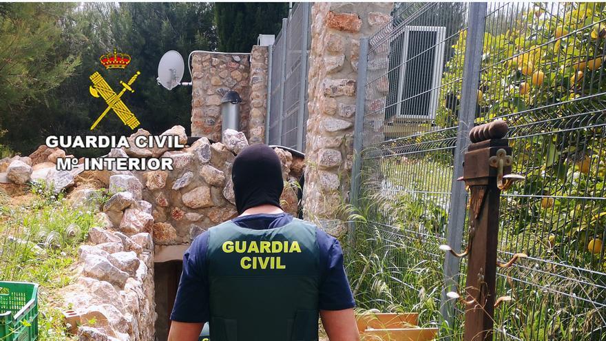 Detenido un vecino de Santomera por robar en al menos seis casas de campo