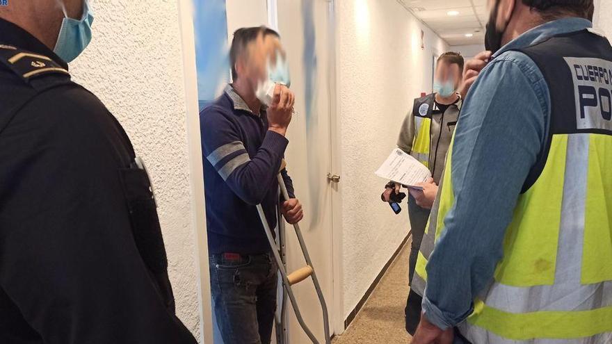 Polizei nimmt mutmaßliche Mitglieder einer Schlepperbande fest