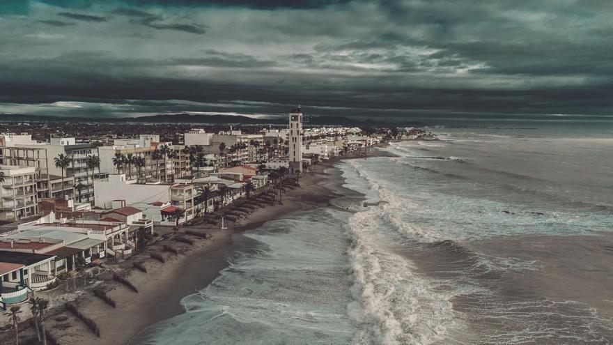 Los alcaldes no quieren más parches en el litoral de Castellón
