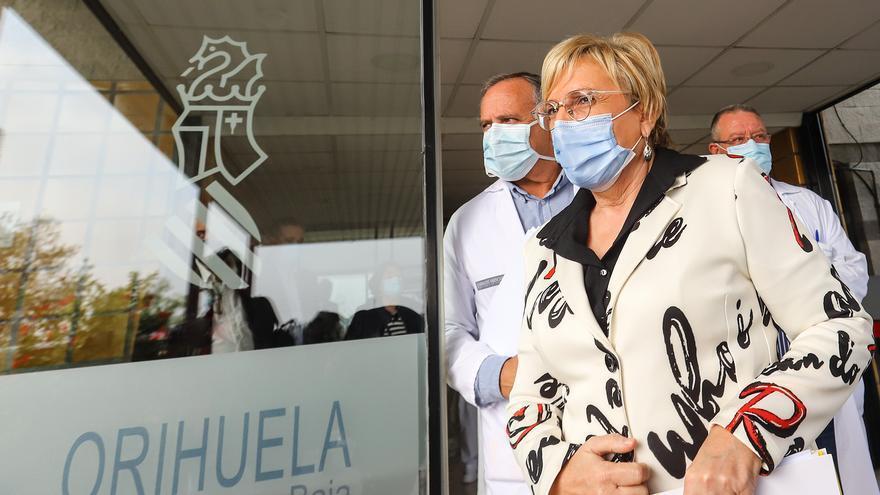 """Barceló justifica la elección de un abogado en vez de un médico como comisionado del Hospital de Torrevieja en la """"judialización"""" de la reversión por parte de Ribera"""