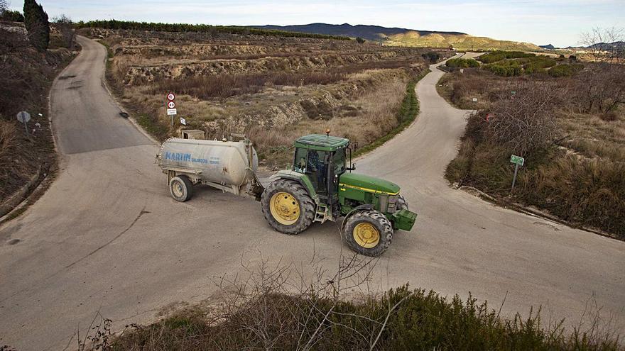 La Diputació mejorará la seguridad del vial Quatre Camins de la Vall