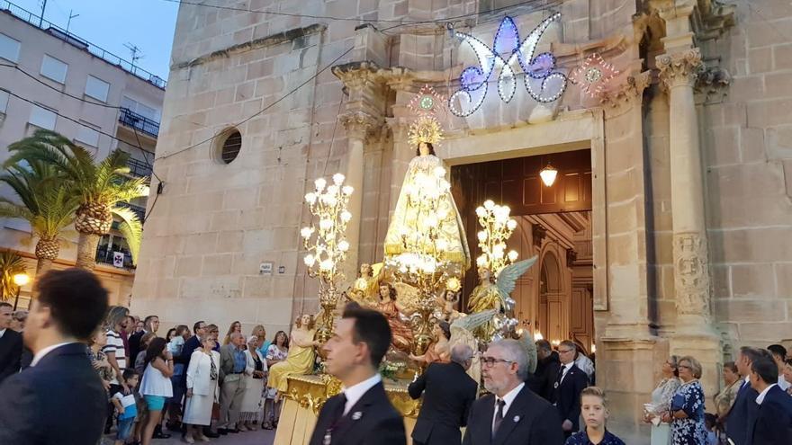 La parroquia de San Juan limitará los actos religiosos durante las fiestas suspendidas