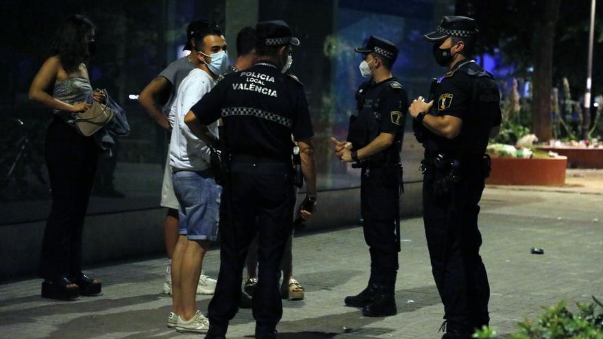 Els 32 municipis valencians que tindran toc de queda