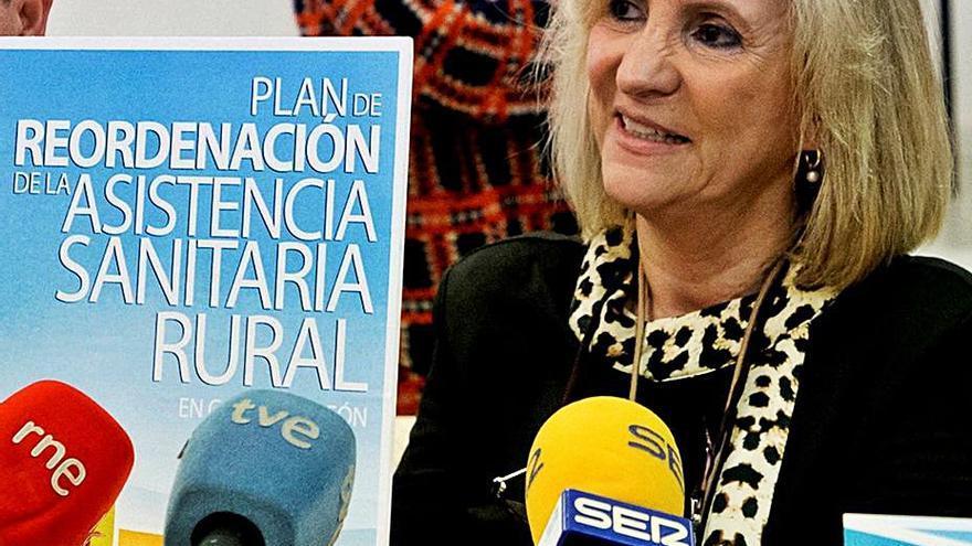 Igea defiende su plan sanitario para Zamora pese al revolcón parlamentario sufrido