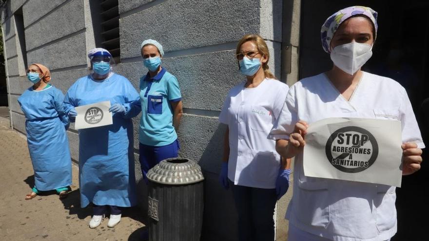 Las agresiones a médicos subieron un 25% el pasado año en Córdoba
