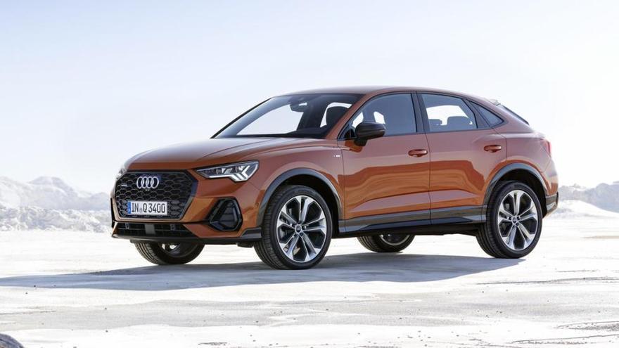 Audi Q3 Sportback, disseny, tecnologia i dinàmica