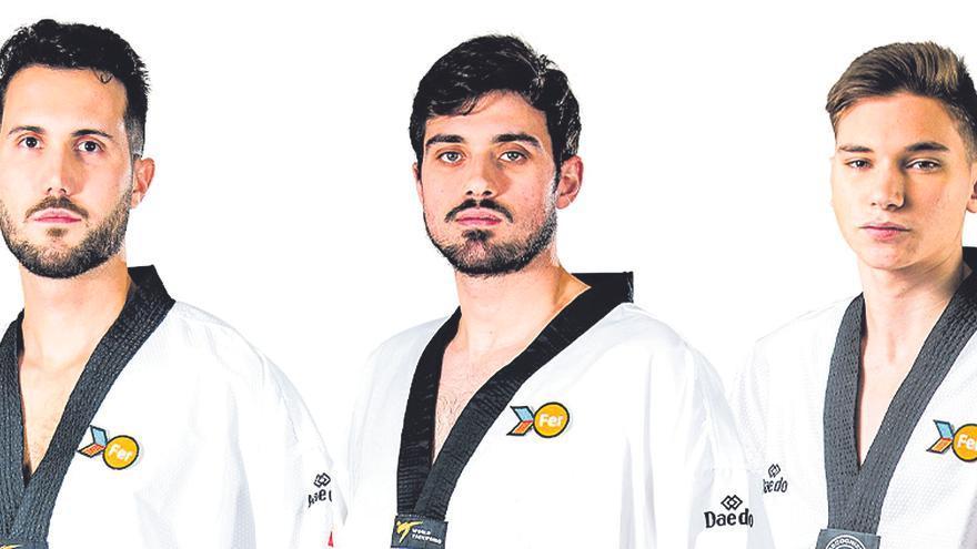 El taekwondo alicantino está de moda