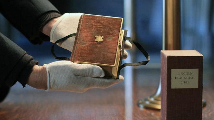 La Biblia de Lincoln
