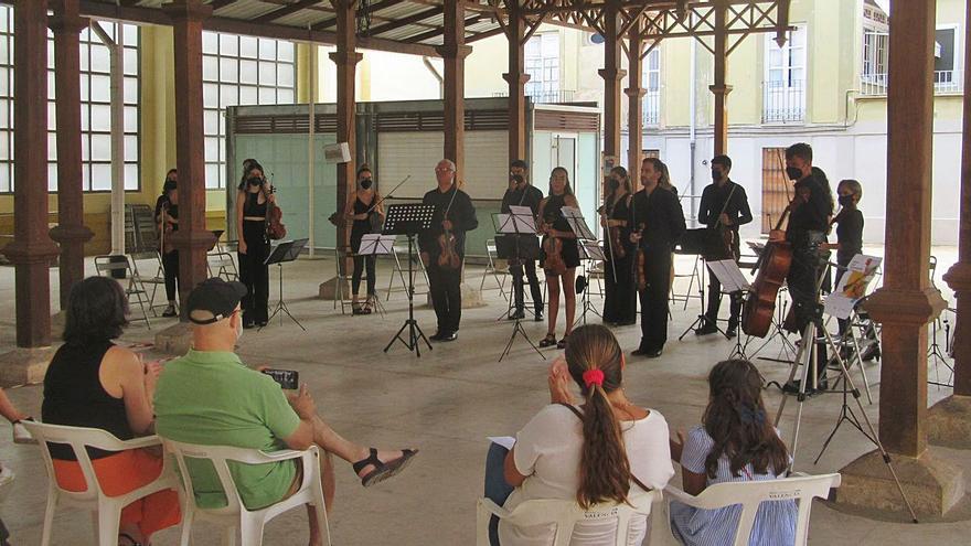 L'Amadeus de Burjassot obri el curs amb un concert