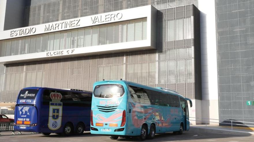 Suspendido el Deportivo-Fuenlabrada, el Elche-Oviedo se juega