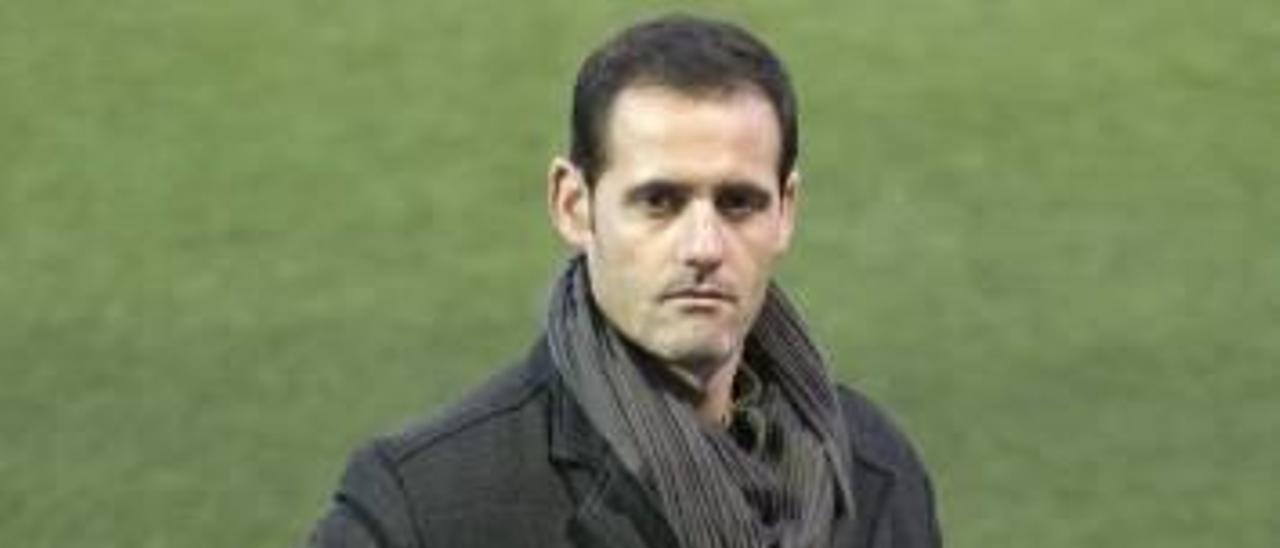 El CD Acero busca entrenador  tras poner fin a la era de Dani García