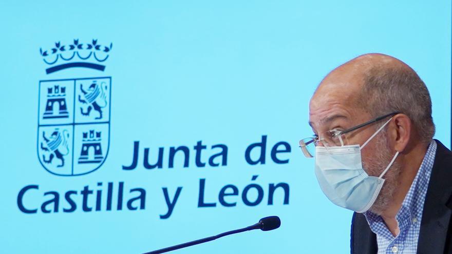 Igea advierte de una nueva ola del COVID en Castilla y León