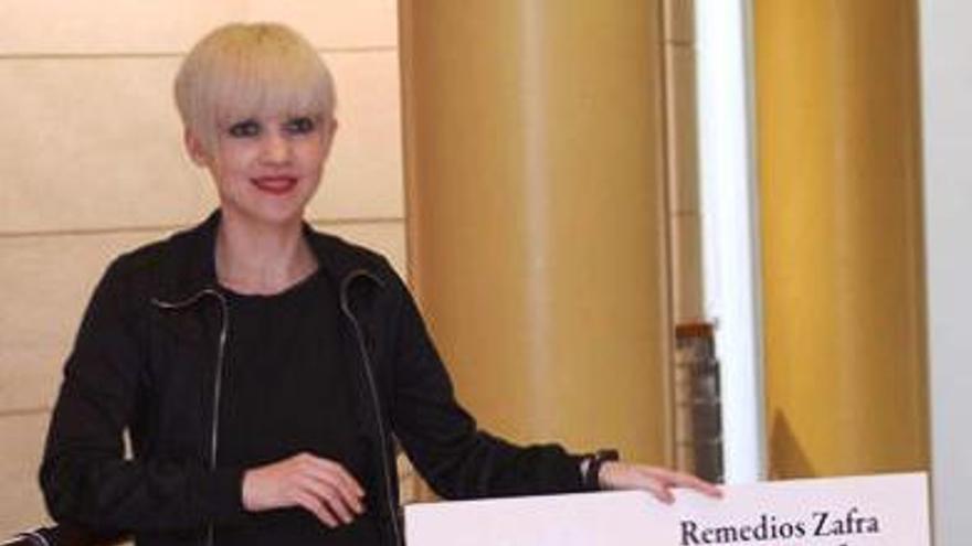 """Remedios Zafra gana el Anagrama de ensayo con """"El entusiasmo"""""""