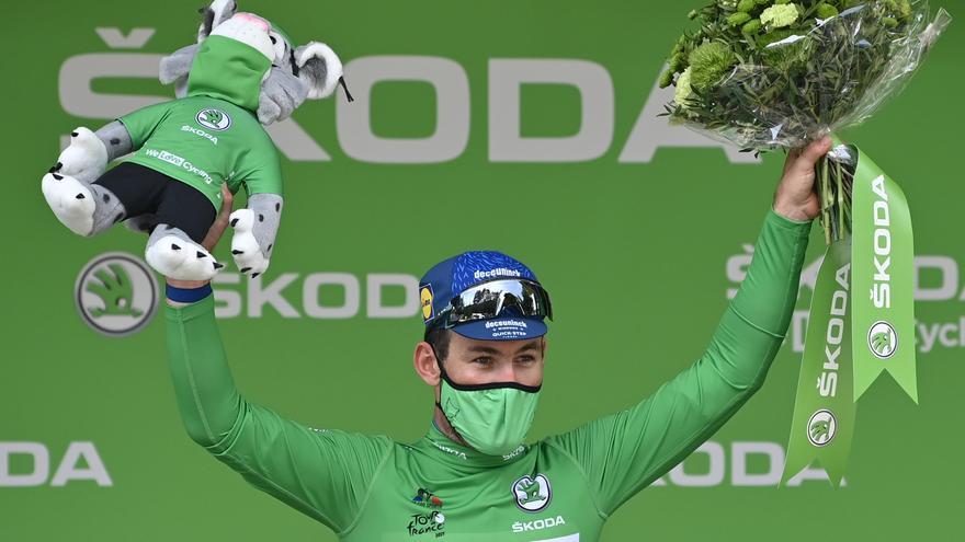 Ganador de la etapa 10 del Tour de 2021: Mark Cavendish