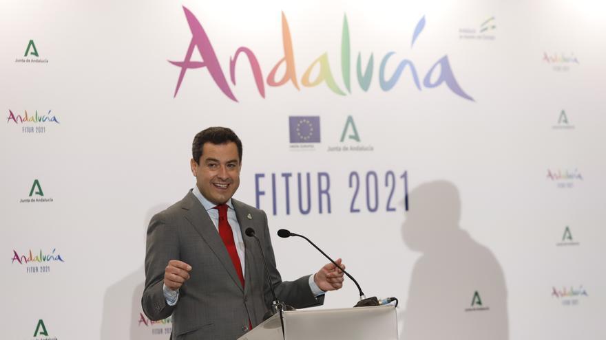 Moreno pide al Gobierno que el traslado de menores a la península sea equilibrado
