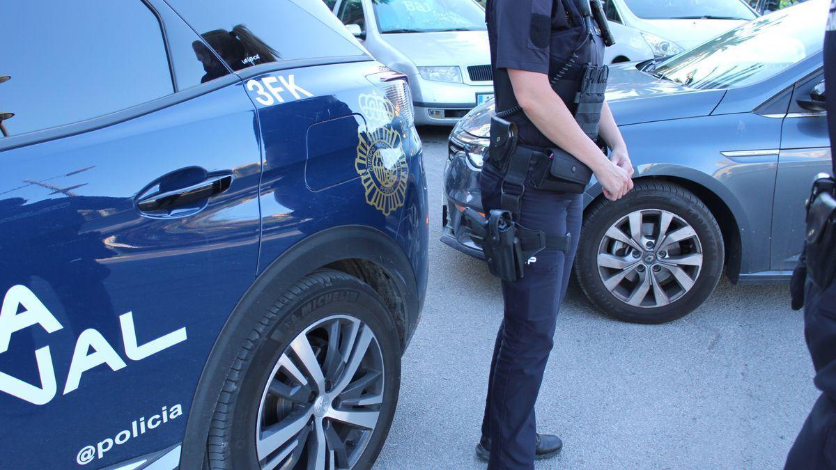 Policia Nacional a València