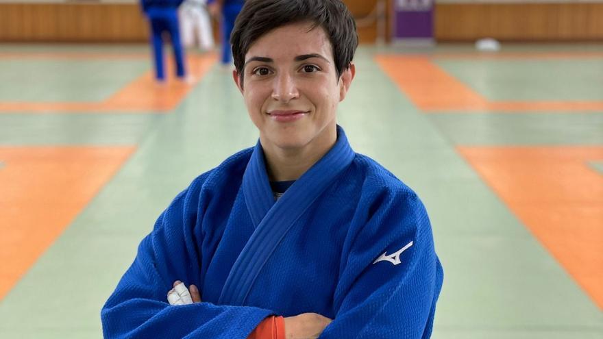 La judoca Julia Figueroa debutará ante la turca Gulkader Senturk