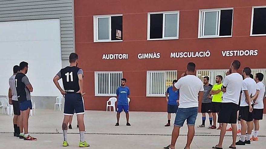 Satisfacción en Llocnou tras confirmarse que el fútbol sala jugará en 1ª regional