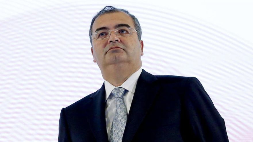 El expresidente del Banco Popular Ángel Ron declara hoy por la quiebra de la entidad