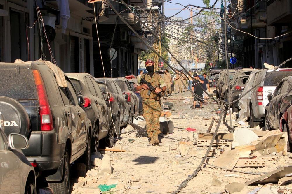 El Líban decreta l'estat d'emergència després de la brutal explosió de Beirut