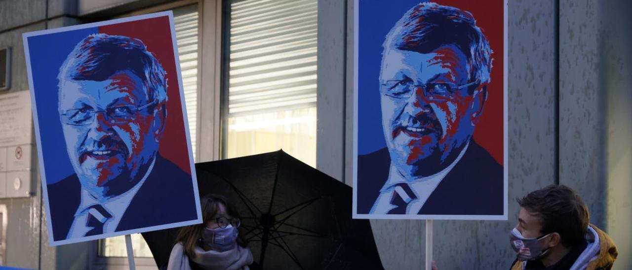 Un neonazi alemán, condenado a cadena perpetua por el asesinato de un político conservador