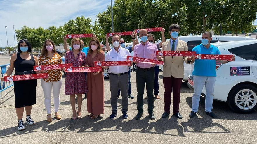 Pide Taxi Córdoba se une al Reina Sofía en apoyo a la donación de órganos