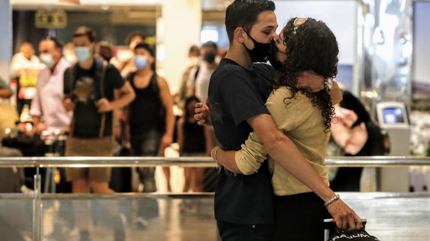 Masiva llegada de turistas para las vacaciones de agosto con un millón de desplazamientos