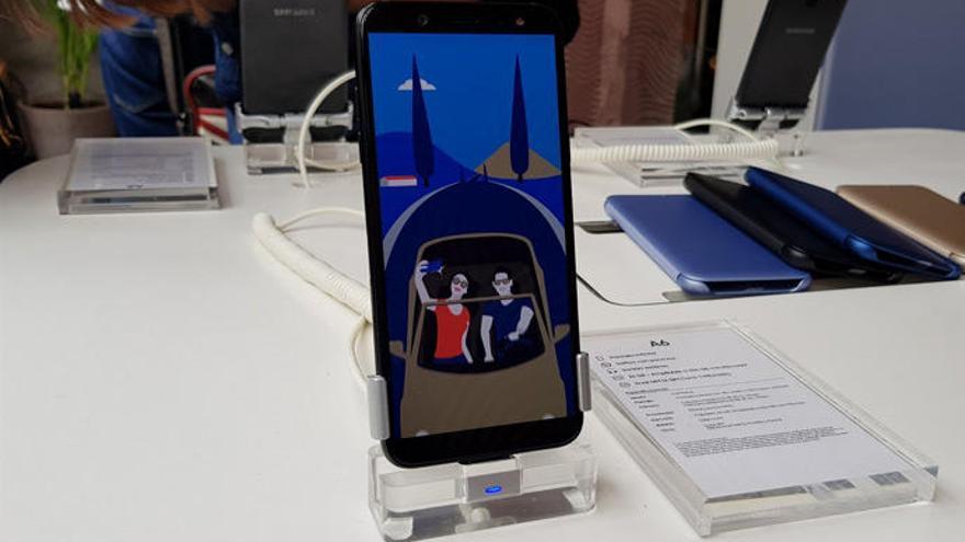 Així són els nous Samsung Galaxy A6 i A6+