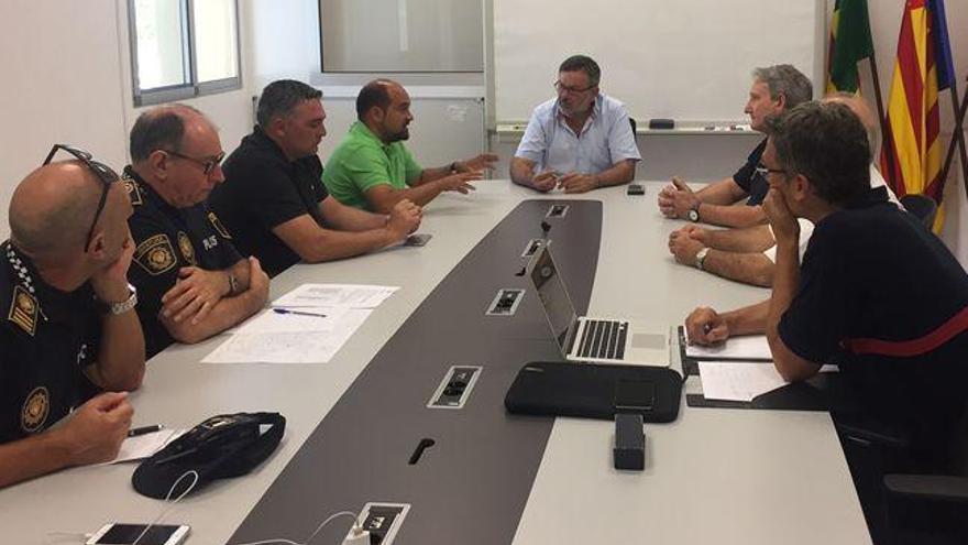 Castellón estudia proteger con barreras físicas los actos multitudinarios