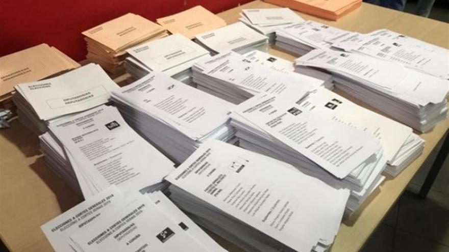 Más de 112.000 personas han pedido en el INE que no les envíen propaganda electoral