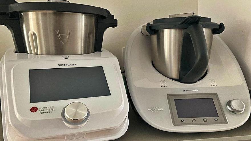 Lidl haurà de retirar el seu robot de cuina per ser una còpia de la Thermomix