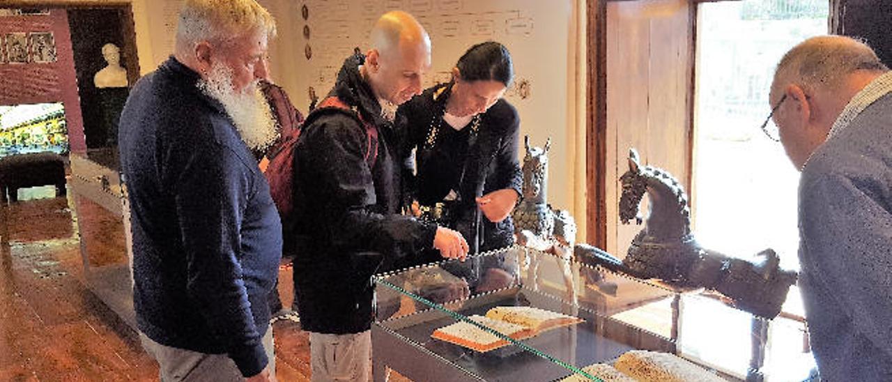 El museo Condal festeja sus dos años