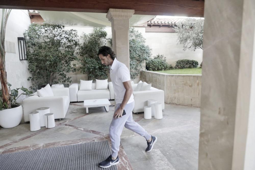 El tenista Feliciano López.