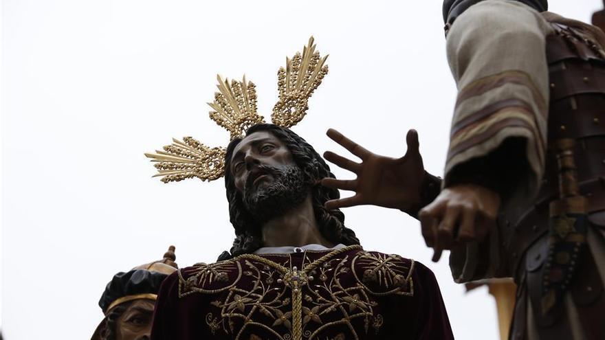Restauración de la imagen de Nuestro Padre Jesús del Perdón